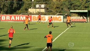Galo enfrenta o Vasco no Horto - Jogo vai ser neste domingo