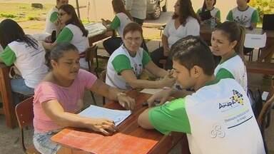 Projeto leva atendimento jurídico ao bairros de Macapá - Projeto leva atendimento jurídico ao bairros de Macapá