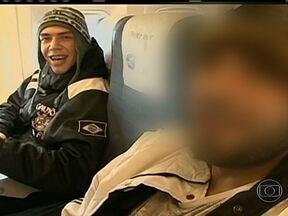 Corintiano preso na Bolívia é baleado por policiais na Bahia - A polícia da Bahia diz que Rafael Castilho de Araújo, de 19 anos, tentou fugir de uma blitz e foi atingido por quatro tiros. O estado de saúde dele é grave.