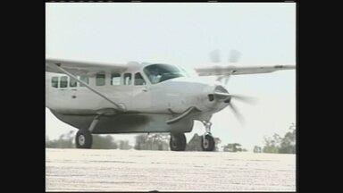 Ministro promete solução para carência de voos no Amazonas - Empresas não querem operar pela falta de infraestrutura