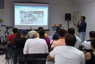 Integração entre ciclistas e condutores é discutida durante fórum em Aracaju (SE) - Integração entre ciclistas e condutores é discutida durante fórum em Aracaju (SE)