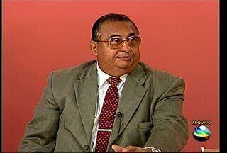 Morre em Aracaju o desembargador Epaminondas Silva de Andrade Lima - Morre em Aracaju o desembargador Epaminondas Silva de Andrade Lima