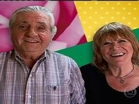 Casal discute há 15 anos e gravação do áudio faz sucesso na Argentina - Secretária eletrônica comprada em feira de antiguidades revela longa história de amor, dá origem e filme e emociona casal novamente.