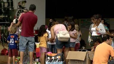 Movimento em lojas brinquedos triplíca em Belo Horizonte por causa do dia das crianças - Para comemorar a criançada gosta mesmo é de brinquedo.