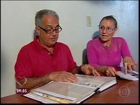 Família mineira garante que foi abduzida: ' Vi três na porta do meu quarto' - Durante regressão, seu João Caiana diz que recordou cortes e cirurgia na cabeça da filha