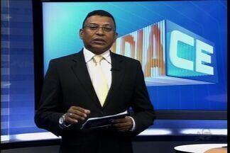 Acidente entre van e caminhão deixa três mortos em Beberibe, no Ceará - Cinco pessoas ficaram feridas no acidente, em Beberibe.