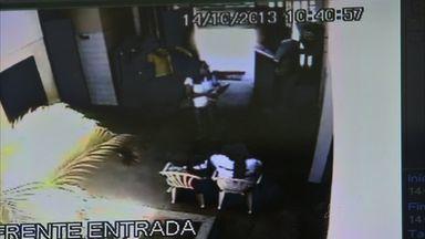 Polícia aprende três adolescente suspeitos de roubo a um posto de saúde de Fortaleza - Roubo ocorreu no posto de saúde da Barra do Ceará, que ficou fechado por um dia.