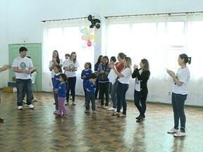 Projeto deve ter nova sede para continuar com atividades para crianças - Projeto deve ter nova sede para continuar com atividades para crianças