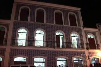 Após 10 anos de reforma, prédio de História da UEMA é entregue - Edifício fica no Centro Histórico de São Luís