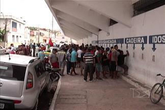 36 mil ingressos já foram vendidos para Sampaio x Macaé - Cambistas agem tranquilamente