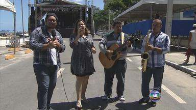 Festival da família leva música gospel a Jaboatão - Cantor Thalles Roberto é uma das atrações.