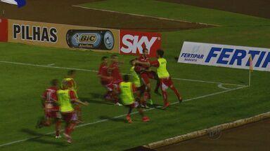 Boa Esporte vence o América-RN por 3 a 2 pela Série B - Boa Esporte vence o América-RN por 3 a 2 pela Série B