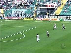 Confira os resultados dos jogos dos times catarinenses no Campeonato Brasileiro - Chapecoense e Sport empatam no Índio Condá.