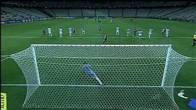 Ceará empata em casa contra o América Mineiro - Jogo foi no Arena Castelão.