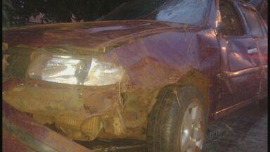 Dois invadem sítio e rendem família em Ituverava, SP - Dupla roubou aparelhos e computadores e fugiu com o carro das vítimas