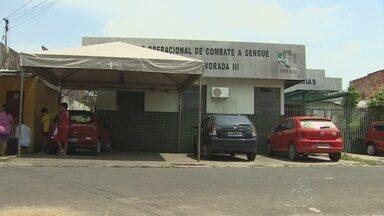 Moradores criticam abandono de posto de saúde no Alvorada, em Manaus - Moradores reclamam pois precisam buscar atendimento médico em lugares distantes do bairro