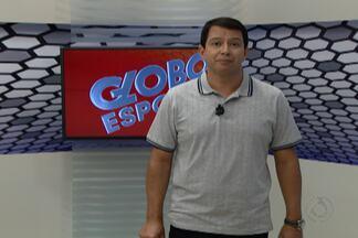 Assista à íntegra do Globo Esporte PB desta terça-feira (22.10.2013) - Liminar suspende jogo entre Mogi Mirim e Santa Cruz e Série C pode ter uma pausa. Conheça os atletas paraibanos que se destacam na luta de braço. Veja a história do atacante Dentinho no Botafogo-PB.