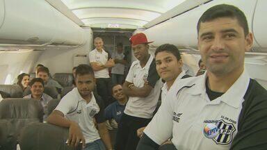 Após voo arremeter, Ponte desce em Pasto com direito à festa dos atletas - A delegação da Ponte Preta, enfim, está em San Juan de Pasto, na Colômbia. Não sem antes passar por mais um contratempo.