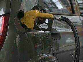 Preço da gasolina dispara - Combustível está custando quase R$ 3,00.