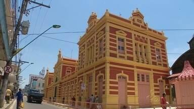 Mercado Adolpho Lisboa será reinaugurado no aniversário de Manaus após sete anos em obras - Prédio é um dos mais importantes patrimônios históricos da capital amazonense.
