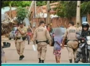 Menor de 13 anos, suspeito de furtar fuzil da PM em Palmas, é solto - Menor de 13 anos, suspeito de furtar fuzil da PM em Palmas, é solto