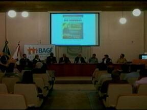 Lançada a 11ª Festa Internacional do Churrasco em Bagé, RS - Festa Internacional do Churrasco acontece de 15 à 17 de novembro no Parque do Gaúcho.