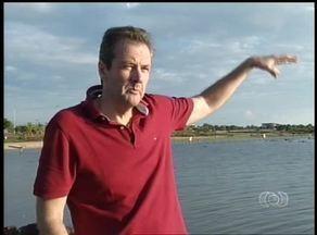 Pescadores do Tocantins recebem cessão das áreas do Parque Aquícola do Lajeado - Pescadores do Tocantins recebem cessão das áreas do Parque Aquícola do Lajeado.