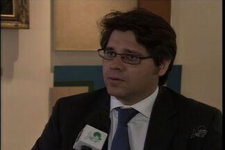 Conselheiro nacional do Ministério Público visita a Universidade de Fortaleza - Leonardo Carvalho vai ficar no colegiado durante o biênio 2013 /2015.