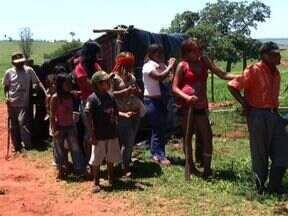 Indígenas ocupam 14 propriedades em Japorã (MS) - Os produtores rurais estão preocupados com a segurança na região
