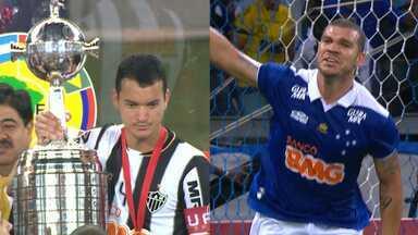 Entenda o ótimo momento do futebol mineiro em 2013 - O Atlético-MG é campeão da Libertadores e o Cruzeiro está prestes a conquistar o Campeonato Brasileiro