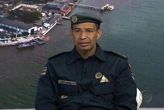 Coronel comenta sobre estratégia policial em sequestros - O coronel Jackson Nascimento fala sobre as estratégias de sequestro da polícia em Sergipe.