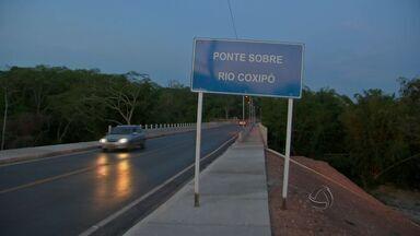 Mais duas obras serão entregues hoje em Cuiabá (MT) - Obras no bairro Jardim das Palmeiras fazem parte do pacote da Copa 2014.
