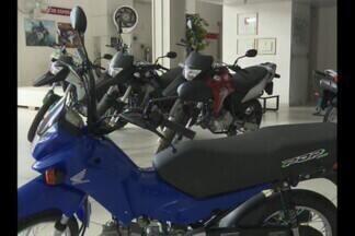Paraíba tem mais motos do que carros - São mais de 400 mil motos circulando no estado.