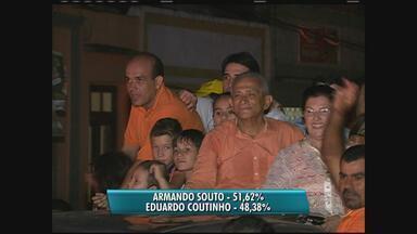Domingo foi de eleições na Zona da Mata Sul do estado - Mais de 22 mil eleitores tiveram que voltar às urnas, no município de Água Preta, para escolher um novo prefeito.