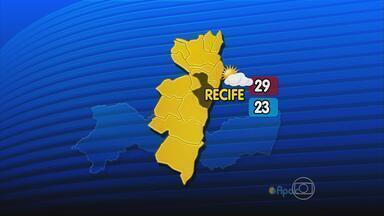 Previsão do tempo da TV Globo agora terá assinatura da Apac - Agência foi criada há três anos e meio para planejar e o uso da água em Pernambuco e monitorar o tempo e o clima no estado.