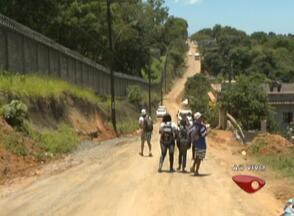 Urna do ESTV vai até o bairro Vila Prudêncio, em Cariacica, no ES - A comunidade participou e deu sugestões de melhorias no bairro.