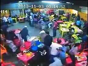 Veja os destaques do PRTV 2ª Edição desta segunda-feira - Polícia continua a procura do rapaz que atirou e feriu três pessoas em um bar.