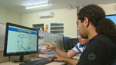 Previsão do tempo do NETV passa a ser feita pela Apac - A Agência Pernambucana de Águas e Clima recebe dados meteorológicos de todo o mundo.