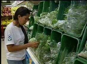 Alimentos consideros caros começam a fazer parte da lista de compras dos tocantinenses - Alimentos consideros caros começam a fazer parte da lista de compras dos tocantinenses