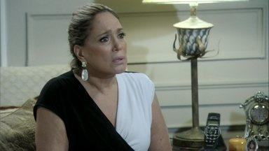 Pilar teme o que Edith possa saber contra Félix - Ela fica preocupada com os segredos que a ex guarda de Félix. Jonathan diz para o pai que quer ser arquiteto