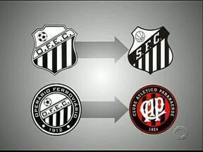 Operário já começou a montar o time para 2014 - Alguns torcedores não gostaram do novo escudo do time.
