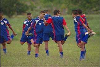 Usac se prepara para estrear na Copa São Paulo de Futebol Junior - A equipe de Suzano vai participar pela primeira vez do maior campeonato de base do Brasil