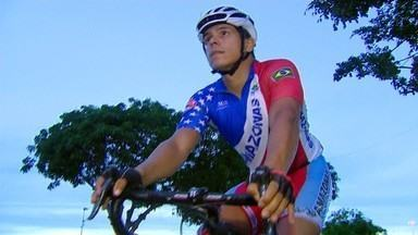 Destaque nacional, Rafael Louro se prepara para a Ciclística Aguinaldo Archer Pinto - Tradicional corrida de Manaus ocorre no dia 23 de novembro. Inscrições vão até o dia 11.