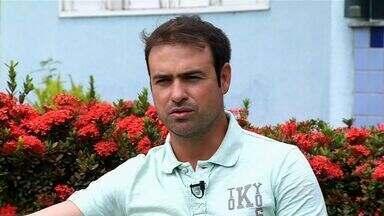 Sidney Moraes avalia situação do Icasa - Verdão do Cariri está no G-4 e luta pelo acesso à Série A do Campeonato Brasileiro.
