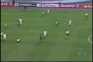 São Paulo tem jogo decisivo nesta quarta-feira (6) - A partida é pelas quartas de final da Sulamérica. O São Paulo joga contra o Atlético de Medelin, na Colômbia.