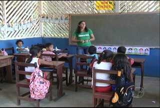Comunidade trabalha turismo ecológico com crianças - Os moradores de Ponte Alta, na região do Eixo Forte, reclamaram no JT Comunidade que,apesar dos esforços para atrair turistas o acesso é dificultado pela ponte sem manutenção.