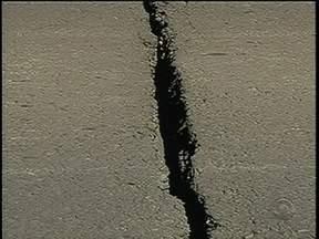 Dnit confirma vistoria em ponte com estrutura danificada em Palmitos - Dnit confirma vistoria em ponte com estrutura danificada em Palmitos.
