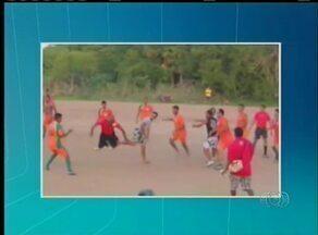 Polícia irá ouvir jogadores suspeitos de agressão a árbitro em Gurupi - Polícia irá ouvir jogadores suspeitos de agressão a árbitro em Gurupi