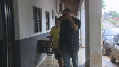 Valter Araújo é suspeito de participação em homicídio - Crime aconteceu em 2009 e ex-presidente da Assembleia Legislativa foi indiciado por homicídio duplamente qualificado, ele seria o mentor do crime, segundo a polícia.