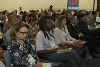 Agenda Bahia discute como tornar o interior da Bahia mais desenvolvido - Oportunidades e problemas enfrentados pelo estado foram discutidos em fórum nesta quarta-feira, em Salvador.